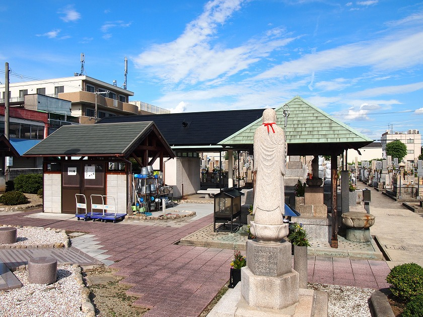 矢田冨田町墓地(大阪市東住吉区) | 大阪霊園ガイド