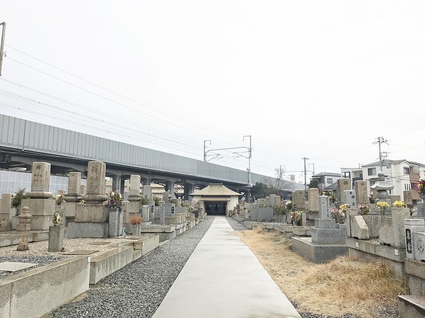 大阪市設大道霊園(大阪市東淀川区) | 大阪霊園ガイド