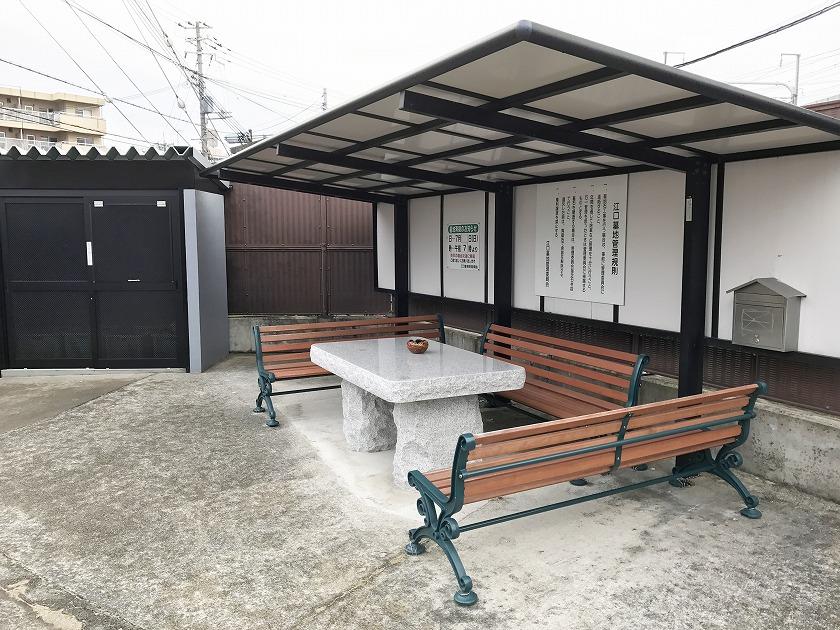 江口墓地(大阪市東淀川区) | 大阪霊園ガイド