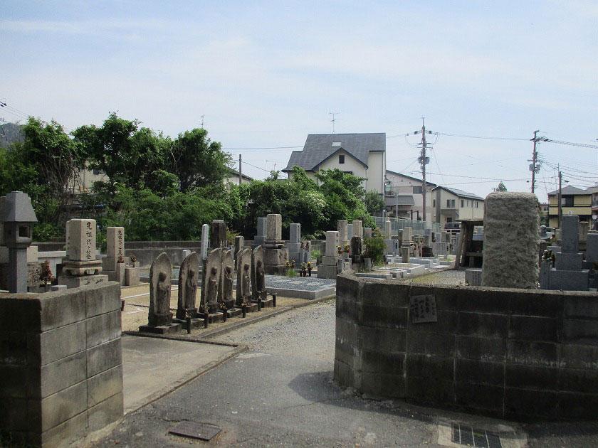 四條畷南野墓地(四條畷市) | 大阪霊園ガイド