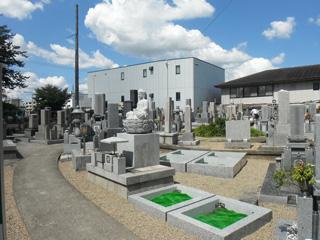 菱江西方墓地(東大阪市)