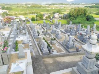佐備共同墓地(富田林市)