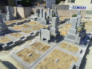宮町南墓地(富田林市)