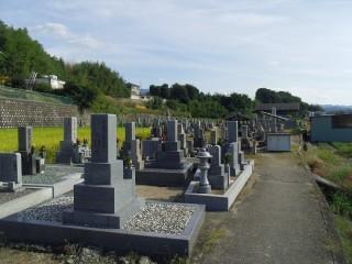 北別井墓地(富田林市)