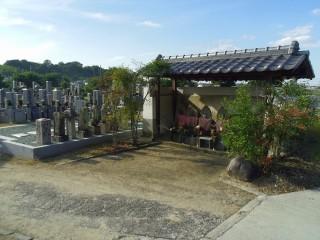 南別井墓地(富田林市)