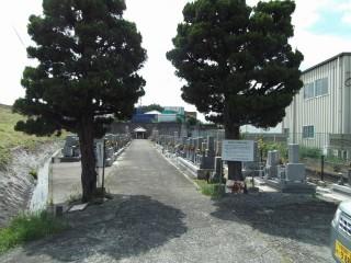 野田・前島共同墓地(高槻市)