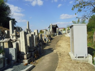 伏見堂町墓地(富田林市)