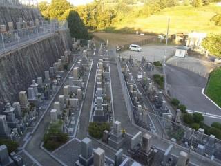 甘南備墓地(富田林市)