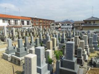 中野町墓地(富田林市)