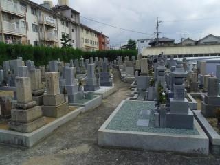 須賀墓地(富田林市)
