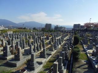 富田林市立西山墓地(富田林市)
