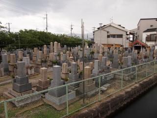 三島墓地(東大阪市)