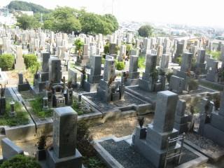 安満共同墓地(高槻市)