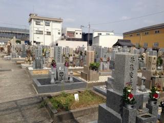 大堀共同墓地(松原市)