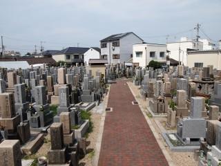 稲田墓地(東大阪市)