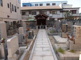 長堂墓地(東大阪市)