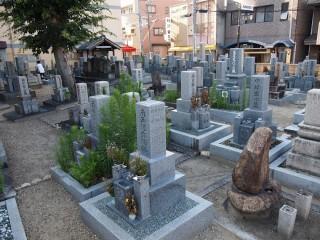 小若江墓地(東大阪市)