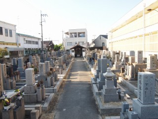 近江堂墓地(東大阪市)