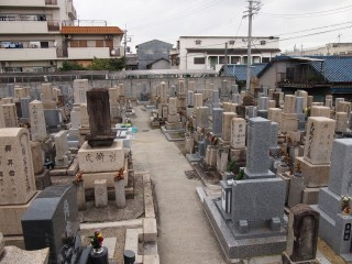 玉串墓地(東大阪市)