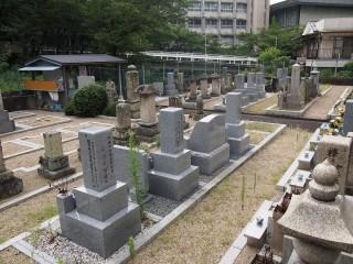 池之端東墓地(東大阪市)