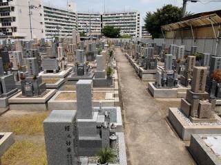 荒本春宮墓地(東大阪市)
