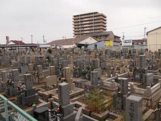高倉墓地(東大阪市)