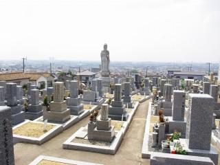 上六万寺桜井共同墓地(東大阪市)