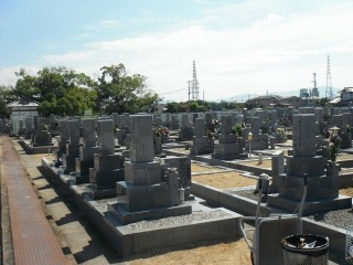 南花田霊園(堺市北区)