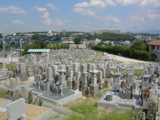 三木閉墓地(堺市)