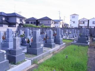 横坂墓地(堺市西区)