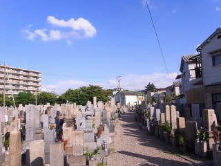 神石共同墓地(堺市)