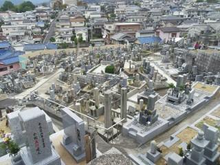 上田墓地(河内長野市)