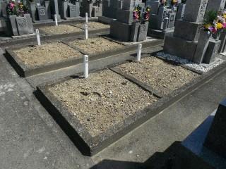 大豆塚墓地(堺市北区)