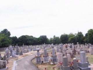 田園墓地(堺市南区)