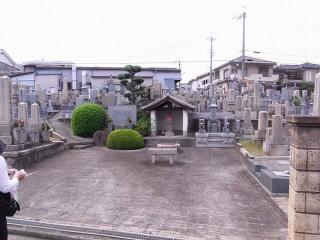 深阪墓地(堺市中区)