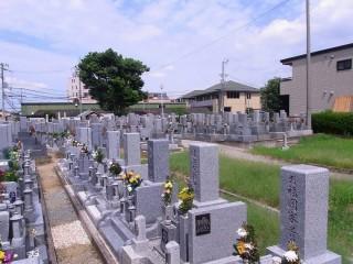 土塔墓地(堺市中区)