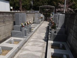 赤川霊園(大阪市都島区)