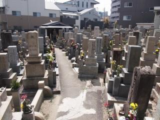 上辻霊園(大阪市旭区)