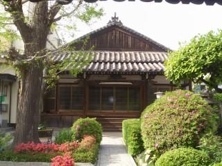恩楽寺境内墓地(大阪市東住吉区)