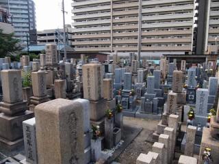 諏訪霊園(大阪市城東区)
