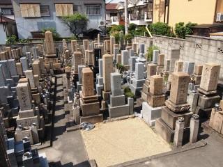今福墓地(大阪市城東区)