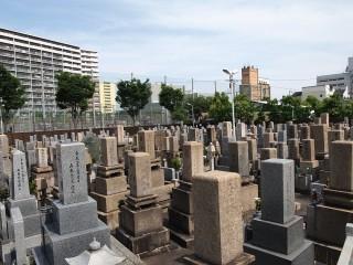 鶴見霊園(大阪市鶴見区)