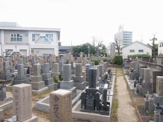 大今里墓地(大阪市東成区)