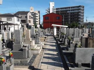 川辺共同墓地(大阪市平野区)