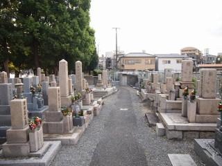 東長居霊園(大阪市東住吉区)
