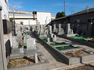 出戸墓地(大阪市平野区)