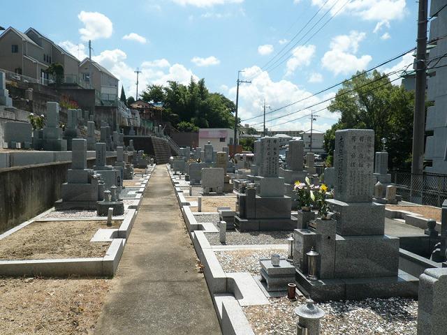 富田林市・大阪狭山市の墓地