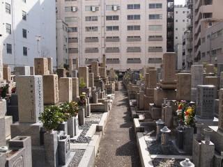 南方霊園(大阪市淀川区)