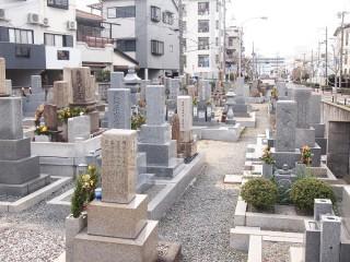 元今里共同墓地 (大阪市淀川区)