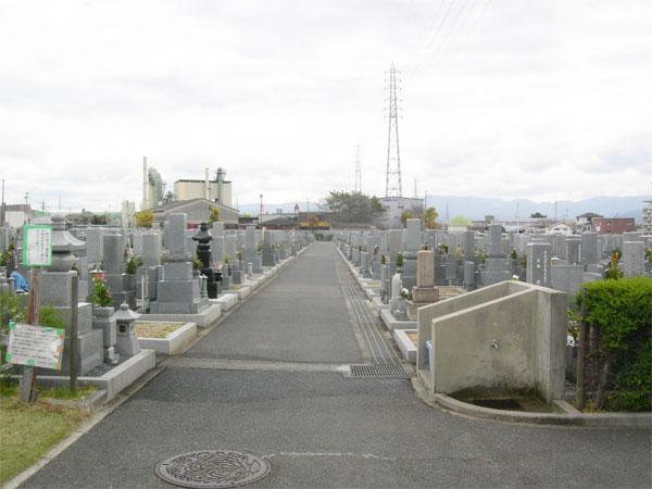 泉大津公園墓地